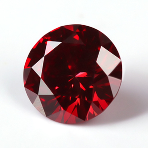 0.3 Fancy Vivid Red Round